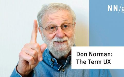 Don Norman on User Experience Design UX