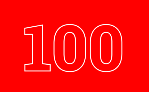 100 Daily Blog Posts in a Row