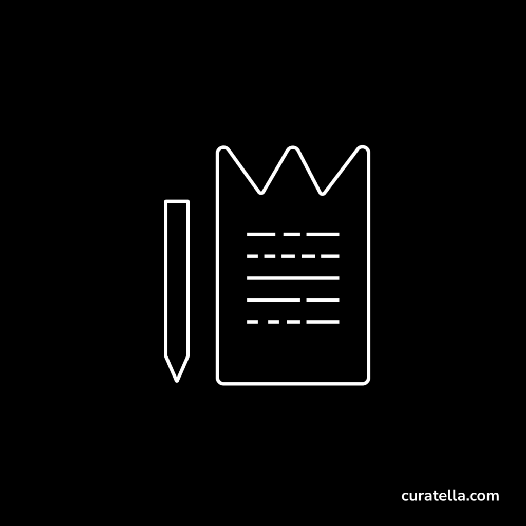 If content is king, what is writing?